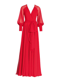 Abendkleid in rot