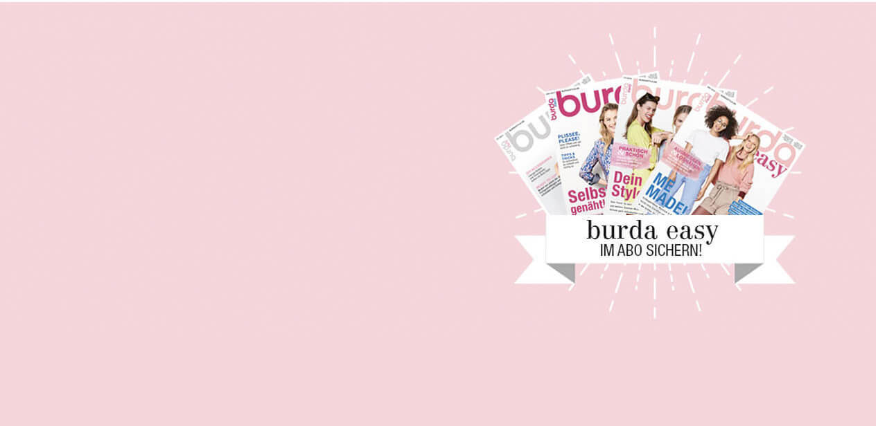 burda easy im Abo
